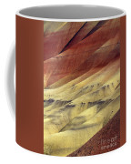 Layers Of Red Coffee Mug