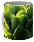 Layers Of Romaine Coffee Mug