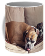 Lazy Boxers Coffee Mug