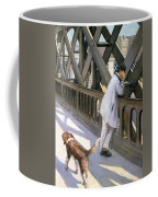 Le Pont De L'europe Coffee Mug