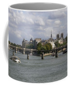 Le Pont Des Arts. Paris. France Coffee Mug