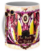 Le Punk De Steam Coffee Mug