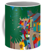 Le Village Coffee Mug