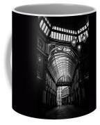 Leadenhall Market Black And White Coffee Mug