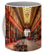 Leadenhall Market Interior Coffee Mug