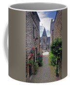 Leading To The Church Provence France Coffee Mug