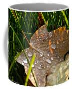 Leaf Beads Coffee Mug