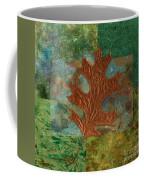 Leaf Life 01 - Green 01b2 Coffee Mug