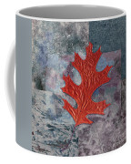 Leaf Life 01 - T01b Coffee Mug by Variance Collections