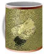 Leaf Mytallique Coffee Mug