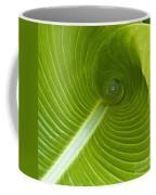 Leaf Tube Coffee Mug