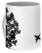 Leafing On A Jet Plane Coffee Mug