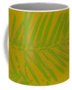 Leafy Art I Coffee Mug