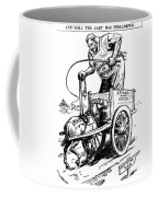 League Of Nations, 1919 Coffee Mug