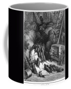 League Of Rats, 1868 Coffee Mug by Granger