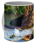 Leasburg Dam New Mexico Coffee Mug