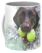 Leave No Ball Behind Coffee Mug