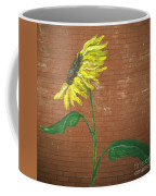 Leavenworth Sunflower  Coffee Mug