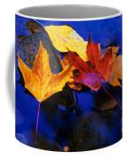 Leaves Of Autumn Coffee Mug
