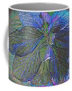 Leaves Of Blue Coffee Mug