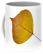 Leaves Ten  Coffee Mug