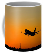 Leaving On A Jet Plane Coffee Mug