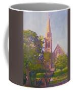 Leckie Memorial  Church  Peebles Scotland Coffee Mug