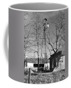 Left Standing Coffee Mug