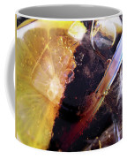 Lemon And Straw Coffee Mug
