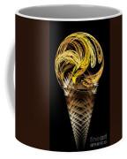 Lemon Ice Cream Cone Coffee Mug
