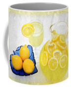 Lemonade And Summertime Coffee Mug