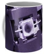 Lens Of A Cd Player Coffee Mug