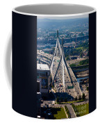 Leonard Yakim Bunker Hill Memorial Bridge Coffee Mug