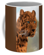 Leopard - Featured In The Group Wildlife Coffee Mug
