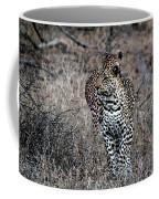 Leopard Hunt Coffee Mug