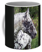 Leopard Of The Pacific Coffee Mug