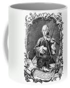 Leopold Mozart (1719-1787) Coffee Mug