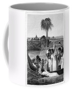 Leper, 1837 Coffee Mug
