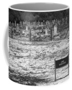 Leper Graveyard On Robben Island Coffee Mug
