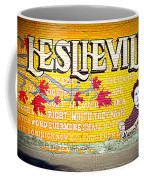 Leslieville Toronto Coffee Mug