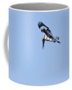 Lesser Pied Kingfisher Coffee Mug