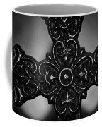 Let Mercy Reign Bw Coffee Mug