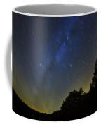 Letchworth Star Trails Coffee Mug