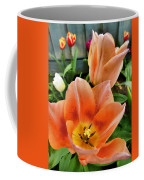 Lets All Dance For The Tulips Are Out Coffee Mug