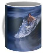 Let's Go Surfing Coffee Mug