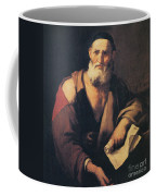 Leucippus, Ancient Greek Philosopher Coffee Mug by Science Source