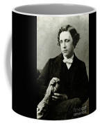 Lewis Carroll, English Author Coffee Mug by Photo Researchers