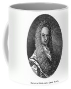 Lewis Morris (1671-1746) Coffee Mug by Granger