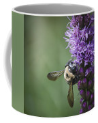 Liatris And Bee Squared 2 Coffee Mug