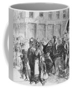 Liberated Slaves, 1861 Coffee Mug by Photo Researchers